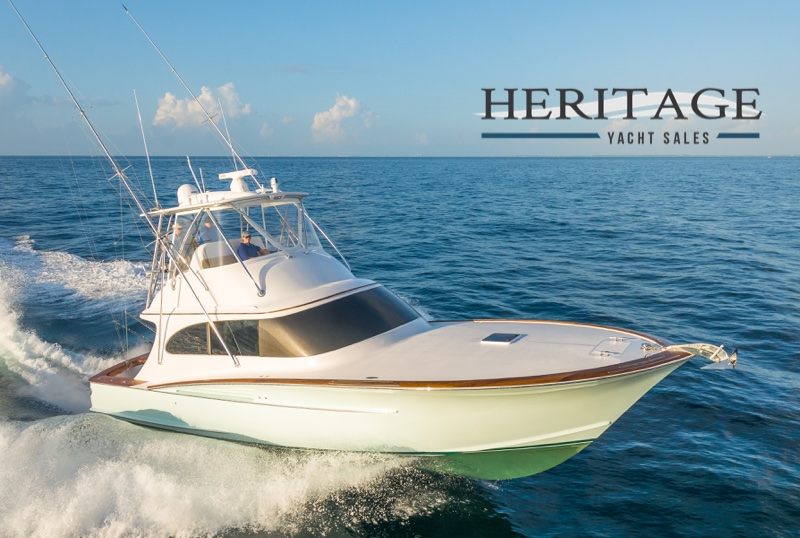 Boat Brokerage Wilmington, NC | About Us | Heritage Yacht Sales